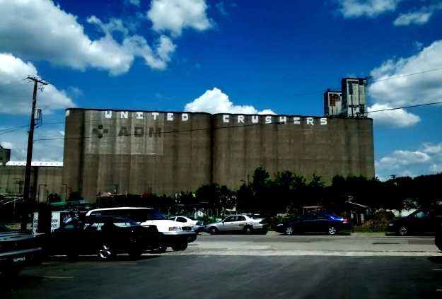 Edit Grain Elevator, Minneapolis