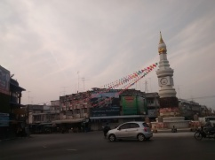 The center of New Sukhothai