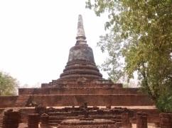 The main stupa