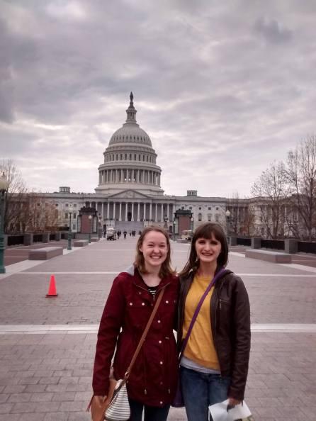 Friendsgiving in DC--November, 2016